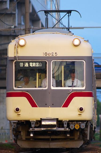 稲荷町~電鉄富山